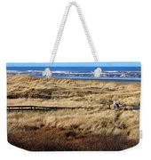 Ocean Shores Boardwalk Weekender Tote Bag