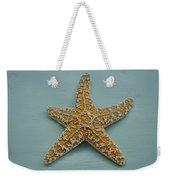 Ocean Star Fish Weekender Tote Bag