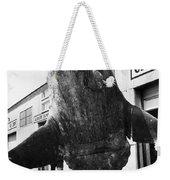 Ocean Sunfish Mola Mola  Monterey 1946 Weekender Tote Bag