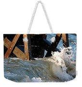 Ocean Table Weekender Tote Bag