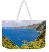 Ocean View From The Road To Hana, Maui Weekender Tote Bag