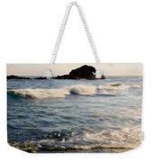 Ocean Waves Weekender Tote Bag