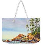 Ocean Witness Weekender Tote Bag