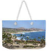 Oceanfront Relaxation Weekender Tote Bag