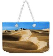 Oceano Sand Dunes Weekender Tote Bag
