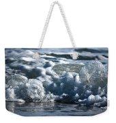 Ocean's Beauty Abstract Weekender Tote Bag