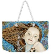Oceans Of Emotion Weekender Tote Bag