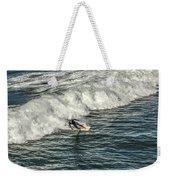 Oceanside Surfer 3 Weekender Tote Bag