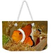 Ocellaris Clown Fish No 1 Weekender Tote Bag