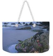 Ochre Sea Stars At Low Tide Miwok Beach Weekender Tote Bag