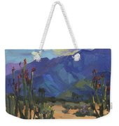 Ocotillos At Smoke Tree Ranch Weekender Tote Bag