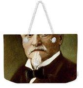 Octave Chanute (1832-1910) Weekender Tote Bag