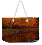 October Mirror Weekender Tote Bag