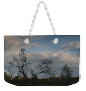 October River Reflections Weekender Tote Bag