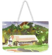 October Shadows At Fort Davidson Weekender Tote Bag