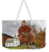 October Skies Weekender Tote Bag