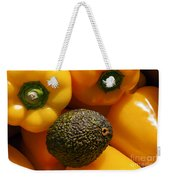 Odd Ball Weekender Tote Bag