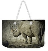 Odd-toed Rhino Weekender Tote Bag