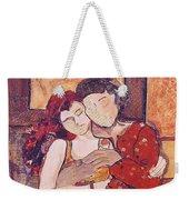 Ode To Klimt Weekender Tote Bag