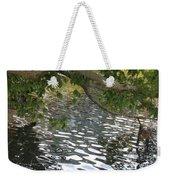 Ode To Monet Weekender Tote Bag