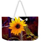 Ode To Sunflowers Weekender Tote Bag
