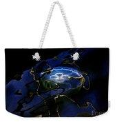 Odyssea Moon Jellyfish 1 Weekender Tote Bag