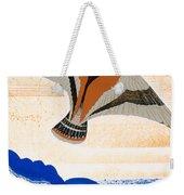 Odyssey Illustration  Bird Of Potent Weekender Tote Bag