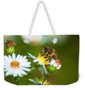 Of Bee And Flower Weekender Tote Bag
