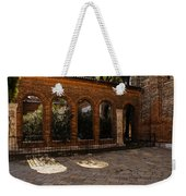 Of Courtyards And Elegant Arches  Weekender Tote Bag