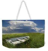 Of Land Sea And Sky Weekender Tote Bag