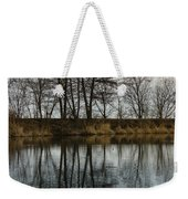 Of Mirrors And Trees Weekender Tote Bag