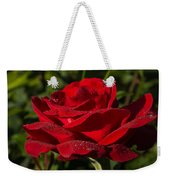 Of Red Roses And Diamonds  Weekender Tote Bag