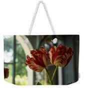 Of Tulips And Windows Weekender Tote Bag