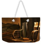 Off His Rocker Weekender Tote Bag