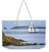 Off Saint-malo Weekender Tote Bag