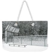 Off Season Weekender Tote Bag