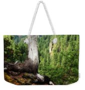 Off The Hiking Trail Weekender Tote Bag