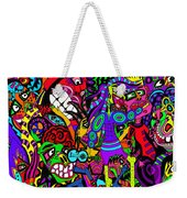 Off To The Concert Weekender Tote Bag