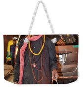 Offerings To Sani - Saturn - Pahar Ghanj Market - New Delhi Weekender Tote Bag
