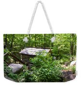 Ogle Tub Mill Roaring Fork Smoky Mountains Weekender Tote Bag