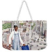 Ogorman: City Of Mexico Weekender Tote Bag