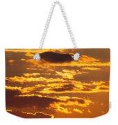 Ograzhden Mountain Sunset Weekender Tote Bag