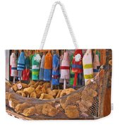 Oh Buoy Weekender Tote Bag