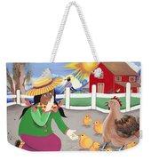 Oh Chick Weekender Tote Bag