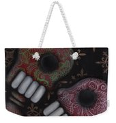 Oh El Amor Weekender Tote Bag by Abril Andrade Griffith