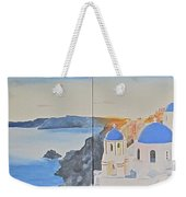 Oh Island In The Sun... Weekender Tote Bag