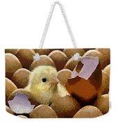 Oh No   It's Easter Weekender Tote Bag