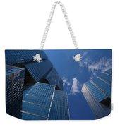 Oh So Blue - Downtown Toronto Skyscrapers Weekender Tote Bag