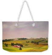 Ohio Amish Farm Weekender Tote Bag