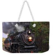 Ohio Central #1293 Steam Weekender Tote Bag